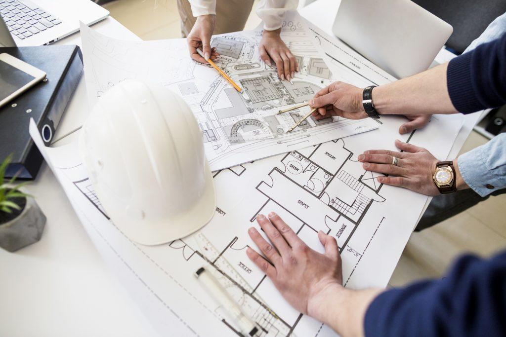architect to design